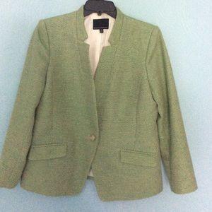 Banana Republic tweed jacket size 12